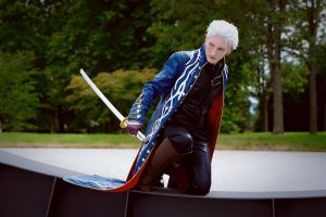 Devil May Cry/Vergil by 1000014