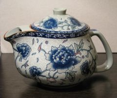 Tea Pot 02 by Ghost-Stock