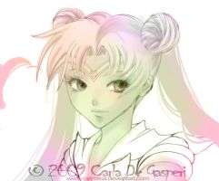 Sailor Moon by Cientifica
