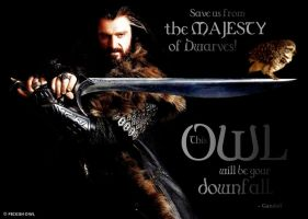 POwl #5: Durin's Bane by PeckishOwl
