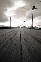 The North Pier by lobstergirlfrommars
