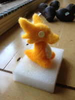 scalemate needlefelt by Mr-Lucifer