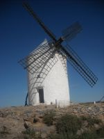 Spanish Windmill 2 by 23Toucans