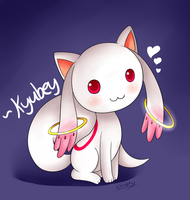 Have a Kyubey :3 by PPGxRRB-FAN