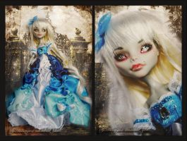 Ghoul Alice in Wonderland by MyobiMarishka