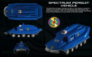 Spectrum Pursuit Vehicle (SPV) orth by unusualsuspex