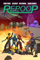 Repoop Poster by TheRedOcelot