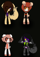 Chibi adopts by heavenlydevils