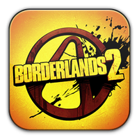 Borderlands 2 Icon Flurry by djaskeen