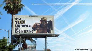 Only YOU Can Prevent GeoEngineering by PopeyeTheoB
