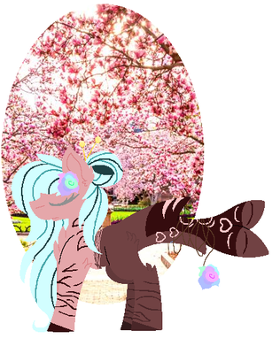 Cherry Blossom (New Oc) by Steampunkadopts