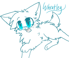 Wheatley kitteh by Yirina