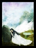Angel Lament by Eireen