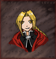 Edward Elric by MillyT