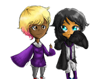 [PA] chibis by Wasthatyourcake24