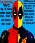 Deadpool 2 days of confusing continuity past by TheGreatDevin