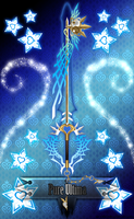 Keyblade Pure Ultima by Marduk-Kurios