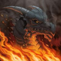 Dragon Fire by paulo-peres