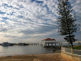 Redcliffe jetty 2 by fa-stock