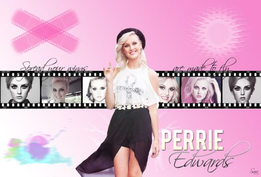Perrie Edwards by codeevanescence