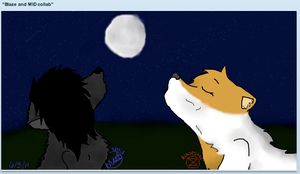 iScribble collab by Blazestar12
