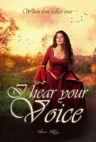 I hear your voice - Book Cover by Amro0