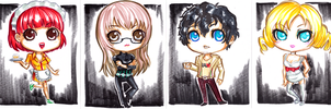 Catherine Chibi 1 by Theherois--me