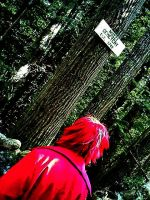 Grell at the Cemetary. by PockyBoxxProductions
