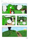 Berry Hunt. Mission 1, part 2. Page 13/15 by Treedan