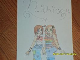 Michigan sisters by unnamed1234