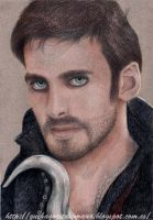 Colin O Donoghue/Hook by vegetanivel2
