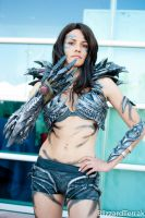 CC11 - The Witchblade by BlizzardTerrak