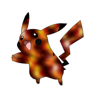 Unknown Pikachu by BehindClosedEyes00