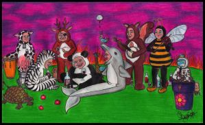 Party Animals by Pascalism