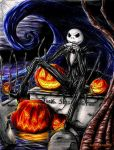 Jack Skellington by seifer-sama