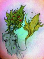 forest fairy by Ghostkillah90