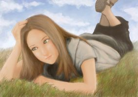 Girl 13 Final by XIEZHENSHENG