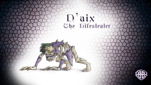 N'aix the Lifestealer by bozwolfbros