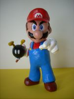 Tough Guy Mario 2 by DJN001Fizzman