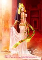 Egyptian Queen by shawli2007