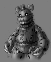 Fredbear by Inverted-Mind-Inc