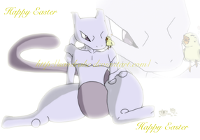 .:Happy Easter 2010:. by sandrake