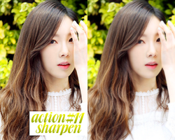 Action Sharpen #11 by BHottest