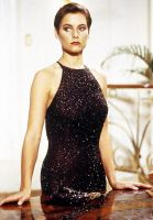 James Bond Girl From Licence To Kill by CaptPatriot2020