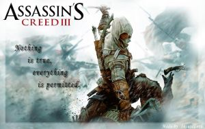 Assassin's Creed 3 Wallpaper by SaSuRaLoVe