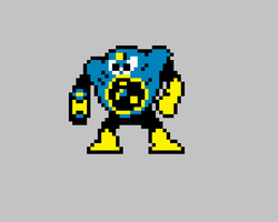 Airman sprite by agarios96
