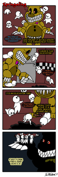 Springaling 257: Come Down to the Lab by Negaduck9