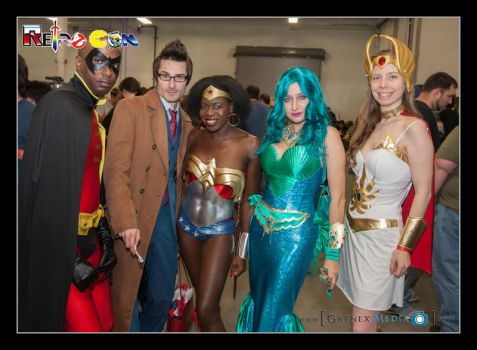 Doctor Who..She-ra and More! by Scream01