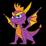 spyro by tigerpaw31