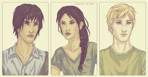 The Hunger Games by kiwifairy